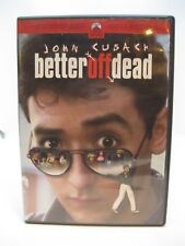 Better Off Dead (Dvd, 2002, Widescreen) John Cusack, 100% Complete and Tested