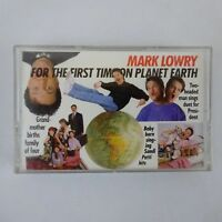Mark Lowry For the First Time on Planet Earth Cassette 1989 Word Records