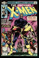 Uncanny X-Men #136, VF/NM 9.0, Dark Phoenix Saga, Wolverine, Storm