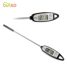 OUTAD Digital Cooking Thermometer Instant Read  Food Thermometer Kitchen BBQ WY