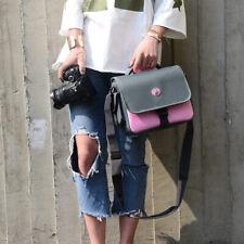 Canon Nikon DSLR Camera Bag Single-shoulder Slant Cross Digital Photography Bag