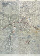 Heereskarten Lage West von November 1944 - März 1945