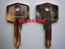 FS Classic / vintage Car Keys Cut to Code , all keys from FS750 to FS955