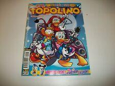 WALT DISNEY-TOPOLINO-MICKEY MOUSE-n.2835-30 MARZO 2010-A TUTTO ROCK