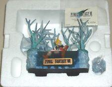 Final Fantasy 7 Ⅶ Cloud Aerith Forgotten City Cold Cast Diorama Figures Square