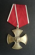 Russian Postsoviet FOR COURAGE Cross Order