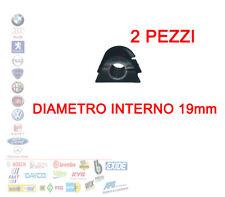 2 PZ COPPIA GOMMINE BOCCOLA 19mm BARRA STABILIZZATRICE FIAT MULTIPLA 1.6 1.9 JTD