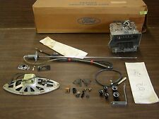 NOS OEM Ford 1970 Galaxie 500 AM Radio Kit Antenna Speaker Radio +++