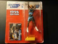 Autographed - Tyrone Hill Starting Lineup 1996 Cleveland Cavaliers