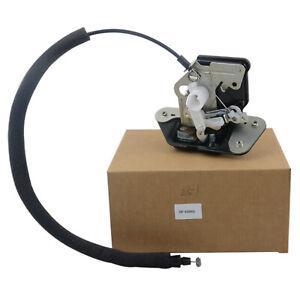 Rear Trunk Lock Actuator w/ Cable for Dodge Jeep Compass Patriot 2.0L 2.4L TP