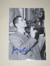 Notre Dame Irish JOHNNY LUJACK Signed 4x6 Photo HEISMAN FOOTBALL AUTOGRAPH