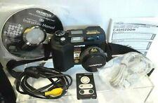 Olympus C-4040 Zoom Digital Camera 4.1 Mega Pixel Case and Accessories