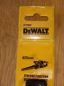 DeWalt DT2964 Alligator Saw Blades 425mm FITS DW392-393-394 CUTS THERMAL BLOCKS.