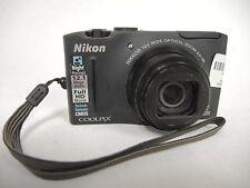 Nikon Coolpix S8100  12.1 MB, 10x Zoom Camera  (31638)