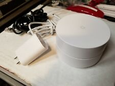 Google Wifi 802.11 a/b/g/n/ac Router wi-fi ( model NLS-1304-25 ) Home System