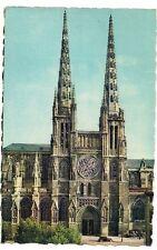 bordeaux  les fleches de la cathédrale saint andré