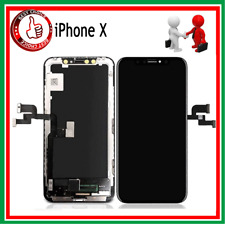 """DISPLAY TOUCH SCREEN  OLED LCD PER APPLE IPHONE X 10 VETRO FRAMESCHERMO 5.8"""""""