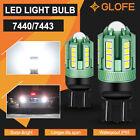 For Honda Accord Civic CRV FIT 2008-2012 White 6000K LED Back Up Reverse Light