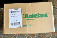 Lakeland PVN428 MicroMax Coveralls w/ Hood, Elastic Wrists & Ankles - X-LARGE