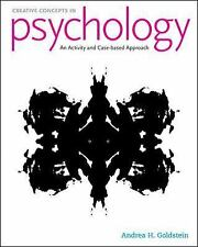Creative Concepts in Psychology: Case Studies and Activities