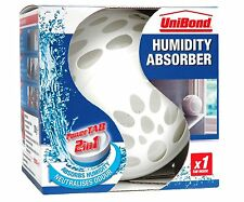 UNIBOND HUMIDITY MOISTURE DAMP ABSORBER TRAP DEVICE 300G 1554713