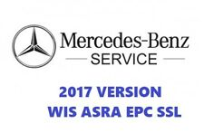 Mercedes 1986 2017 WIS ASRA & EPC Dealer Service Repair Workshop Manual