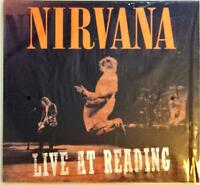 NIRVANA	Live At Reading Lp Vinyl 33 Giri New