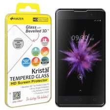 AMZER KRISTAL HD TEMPERED GLASS SCREEN PROTECTOR FOR MICROMAX CANVAS SPARK 2