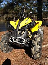 Can Am Renegade 800 / 1000 Snorkel Kit....2012-2014