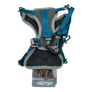 Kurgo Journey Dog Harness Size: Small - Blue - Grey