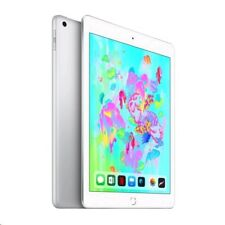 Apple iPad 6th Gen 2018 32GB, Wi-Fi, 9.7in Silver Tablet Latest Model New Sealed