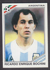 Panini - Mexico 86 World Cup - # 83 Ricardo Bochini - Argentina