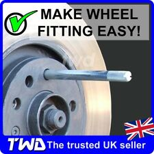 ALLOY WHEEL ALIGNMENT TOOL - BMW X5 E53 (1999-06) M14x1.5 REMOVAL NUT BOLT -1T3