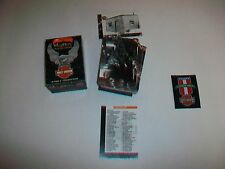1994 SkyBox Trading Cards HARLEY DAVIDSON MOTOR CYCLES with Patch