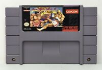 SNES Street Fighter II 2 Turbo Video Game Cartridge *Authentic/Cleaned/Tested*