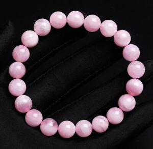 10mm Natural Rose Quartz Crystal Quartz Crystal Beads Bracelet AAA