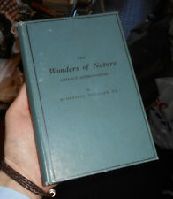 1882 VINTAGE ASTRONOMY BOOK By Professor Rudolph WONDERS OF NATURE Moon Stars