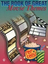 The Book of Great Movie Themes: Piano/Vocal/Chords-ExLibrary