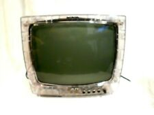 """KTV See Through Prison/Institution Television/Gaming Model KT1210 RCA 11"""" Screen"""