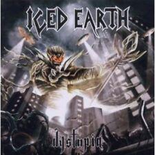 Iced Earth - Dystopia CD NEU OVP