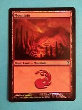 Mountain (297) FOIL 1X MP Time Spiral MTG Magic the gathering
