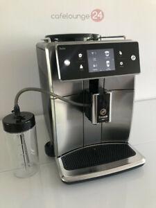 Kaffeevollautomat Saeco xelsis 7683/10 Edelstahl - generalüberholt