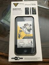 TOPEAK RIDE CASE iPHONE 5/5S BRAND NEW!