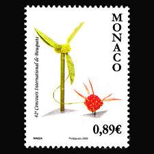 Monaco 2009 - International Bouqet Competition - Sc 2535 MNH