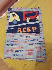 Transport Duvet Cover And Pillow Case