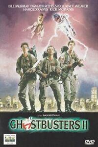 Ghostbusters Ii DVD COLUMBIA
