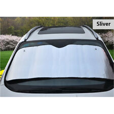 Summer Front Car Seat Cover Car Window Sun shade Protection Ultraviolet-proof