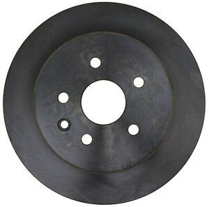 Disc Brake Rotor-Non-Coated Rear ACDelco Advantage 18A918A