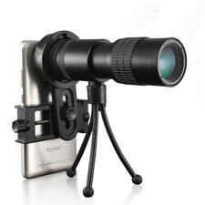 10-30X30 HD BAK4 Monocular Telescope Zoom Lens w/tripod phone Adapter Mount