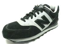 New Balance Mens Shoes ML574BC Classics Sneakers Leather Red D Dead Stock